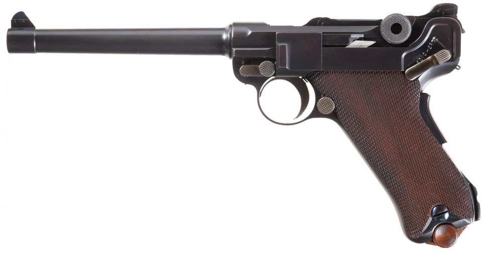 DWM P04 Navy Luger by Gale Morgan - Revivaler