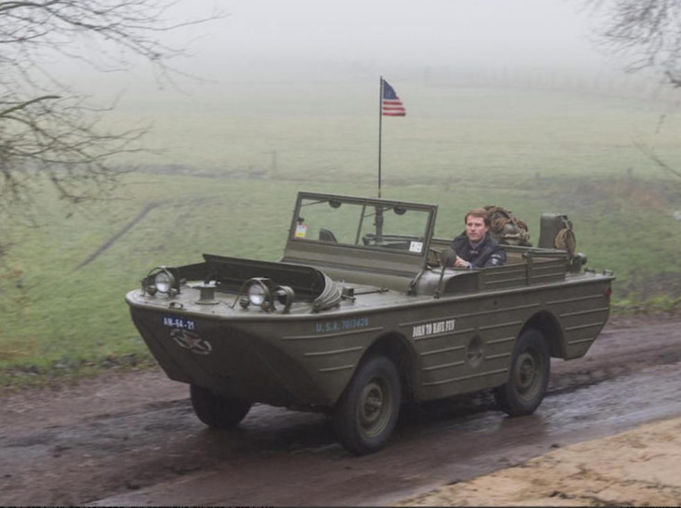 how to build an amphibious vehicle
