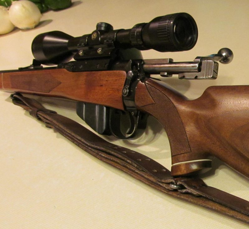 Parker-Hale Lee-Enfield Sporting Rifles - Revivaler
