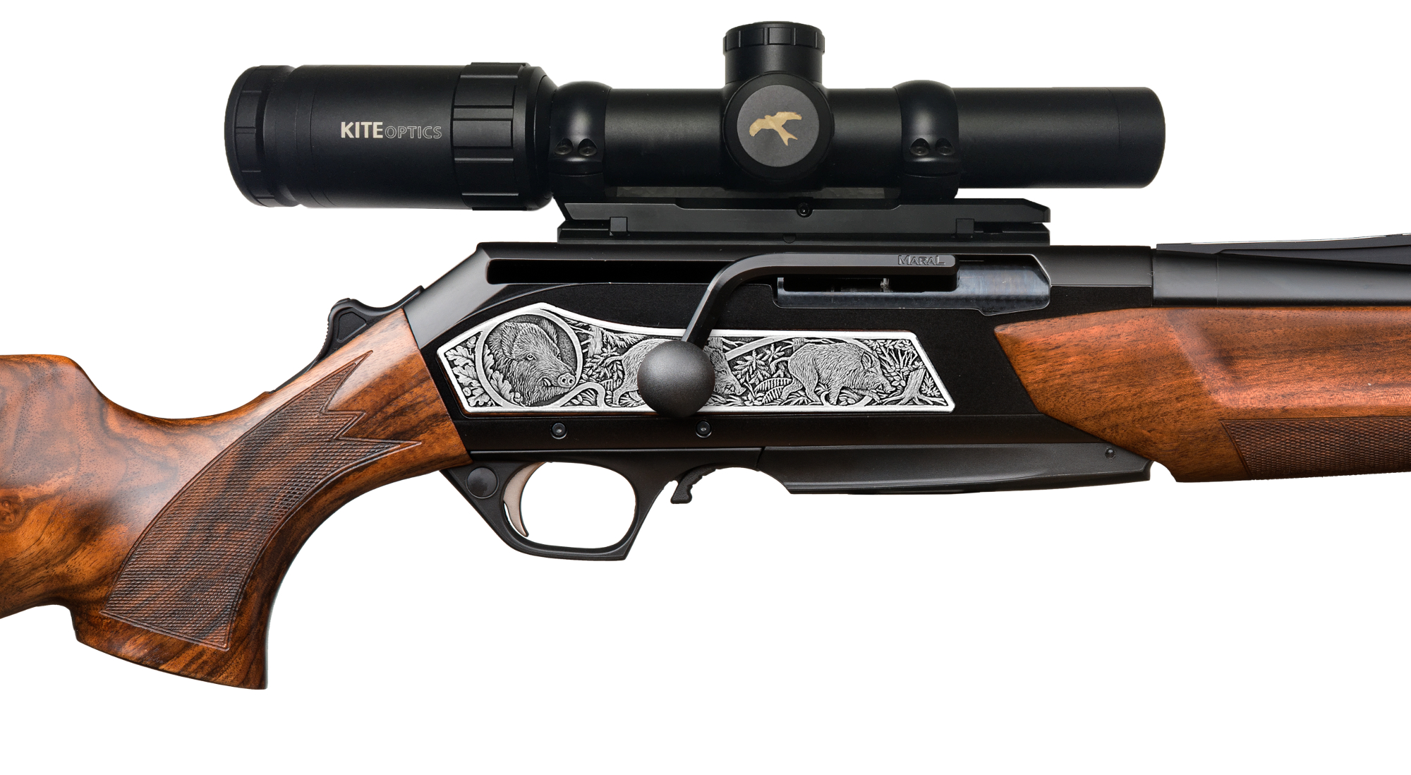 Browning Maral Straight Pull Rifle - Revivaler