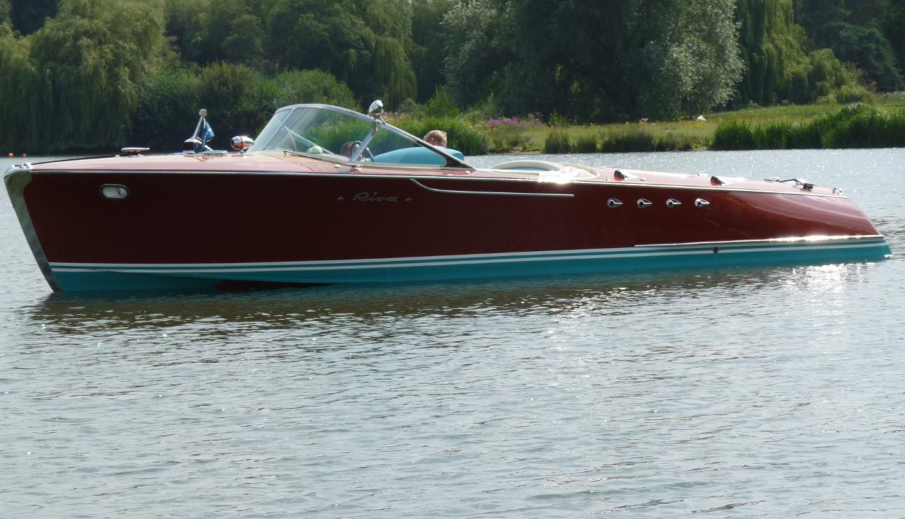 "Rolls Royce Build >> Riva Tritone 86 ""Sea Hawk"" - Revivaler"