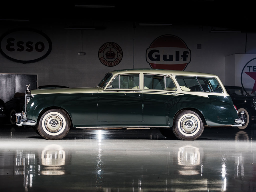 Rolls Royce Silver Cloud >> Rolls-Royce Silver Cloud I Shooting Brake - Revivaler