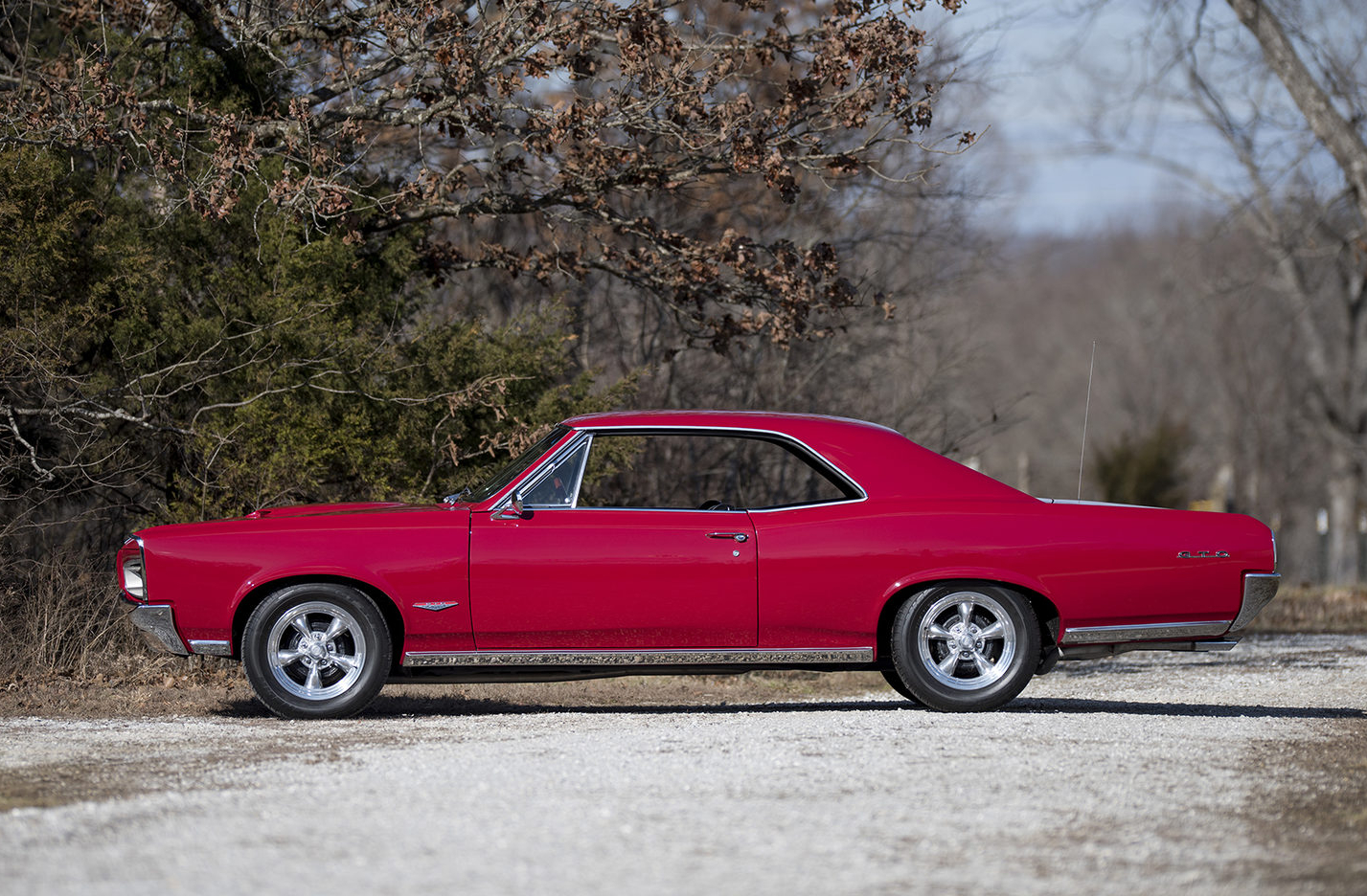 1966 Pontiac Gto Revivaler 1965 Phs Documented 4 Speed Tri Power 389 Red Black The Is One Of Most Iconic American Cars Sixties