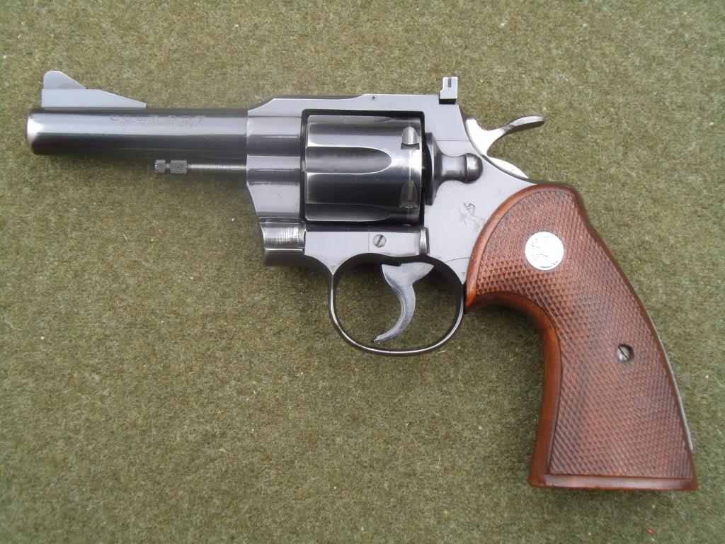 Colt Trooper - Revivaler