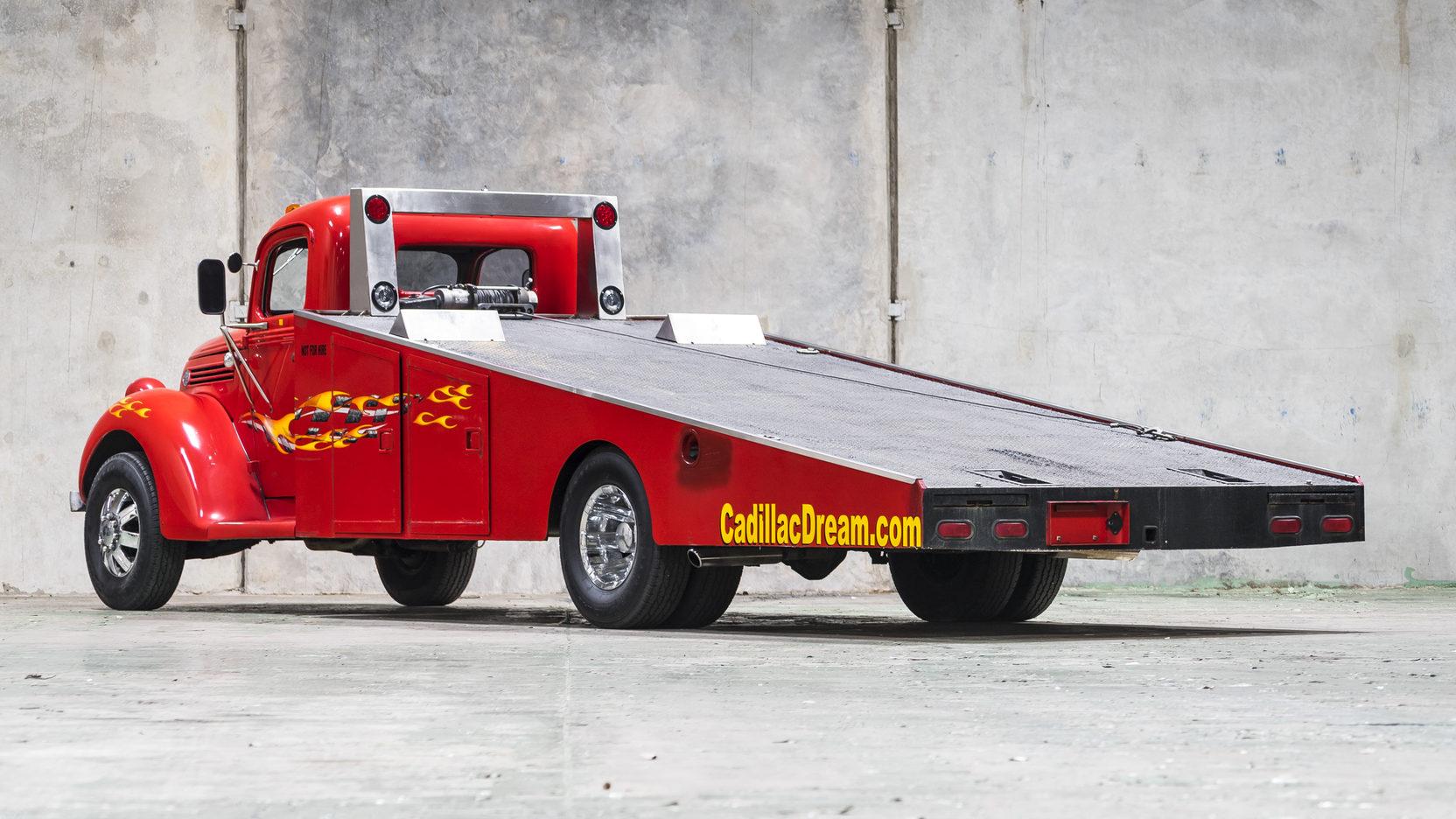 Ford Car Hauler - Revivaler