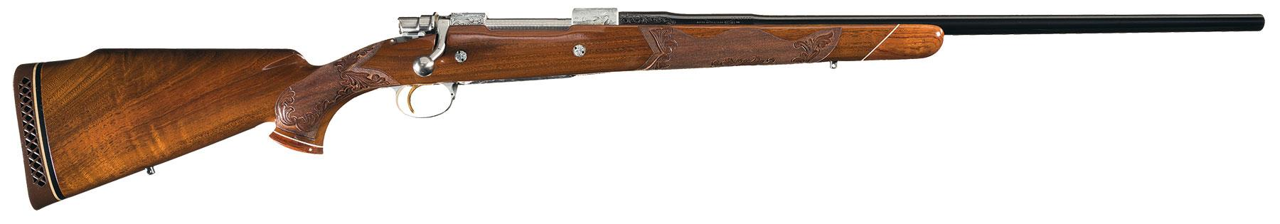 Browning Arms Olympian Grade 338 Winchester Magnum