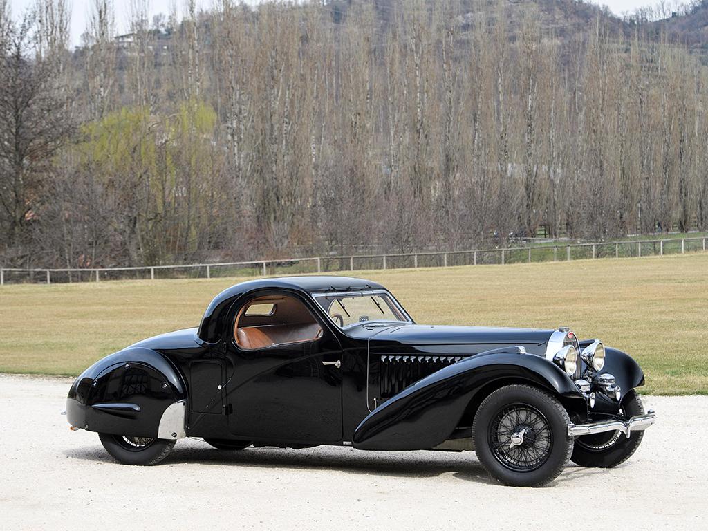 bugatti type 57 atalante prototype revivaler. Black Bedroom Furniture Sets. Home Design Ideas