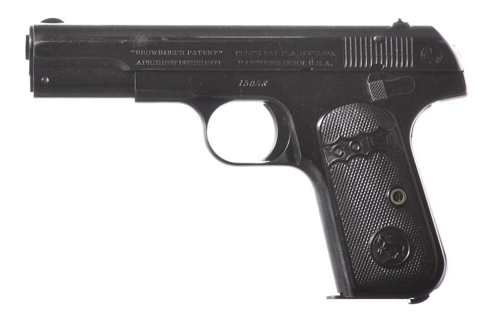 Colt 1903 Pocket Hammerless - Revivaler