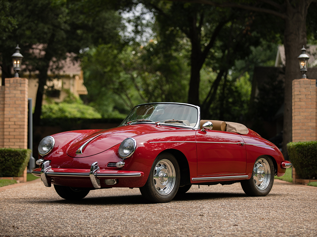porsche 356 b 1600 roadster by drauz revivaler. Black Bedroom Furniture Sets. Home Design Ideas