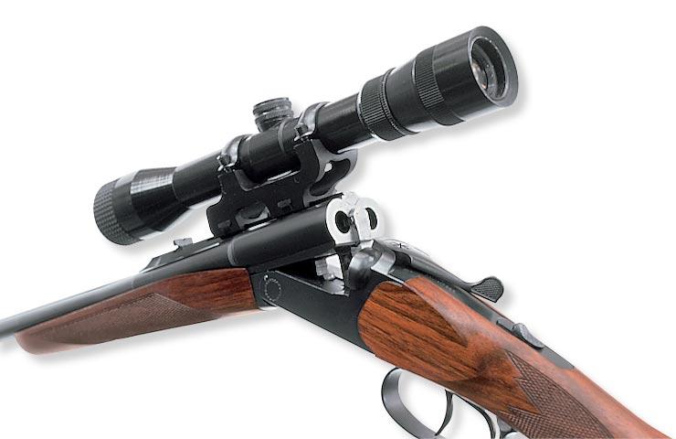 Baikal Double Rifles and Combination Guns - Revivaler