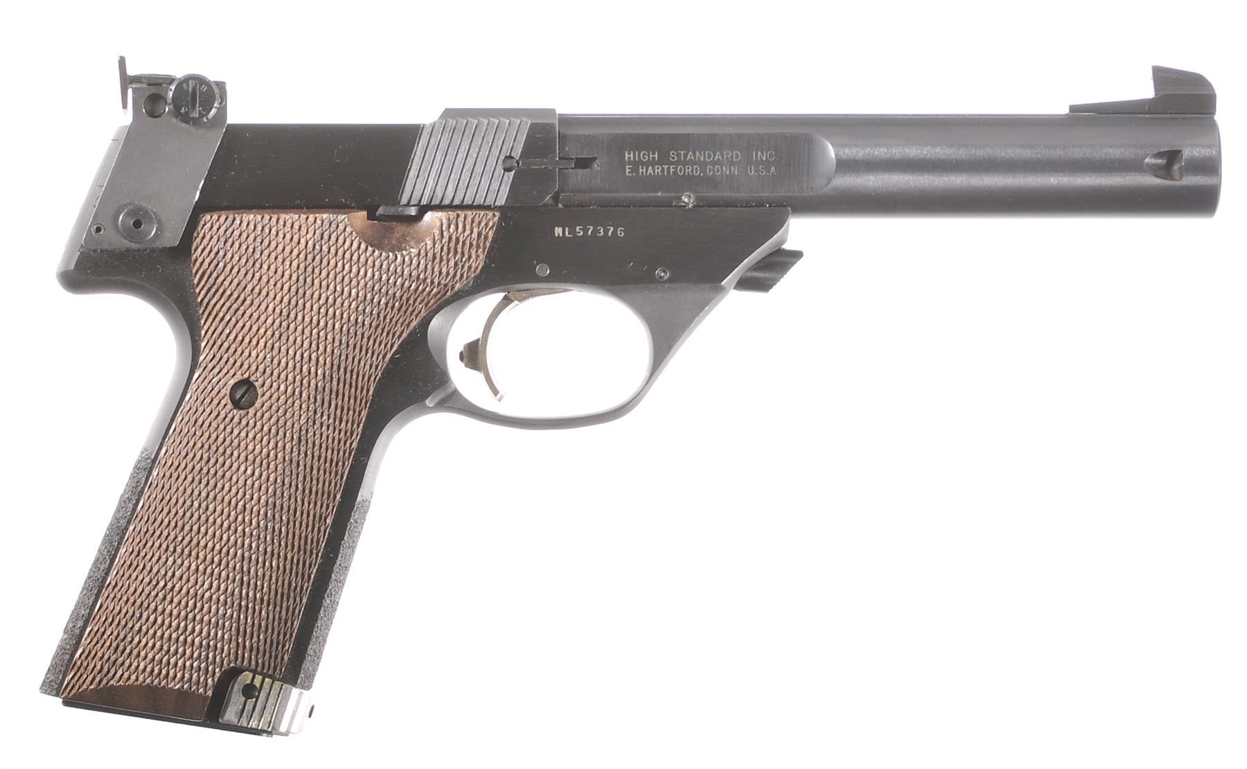 high standard supermatic pistols revivaler rh revivaler com High Standard Supermatic Tournament High Standard Supermatic Tournament