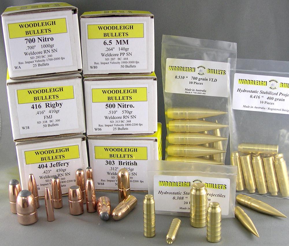 Woodleigh Bullets - Revivaler
