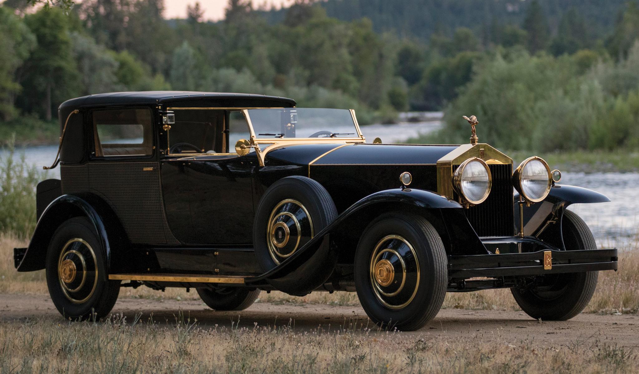 Rolls-Royce Phantom I Riviera - Revivaler