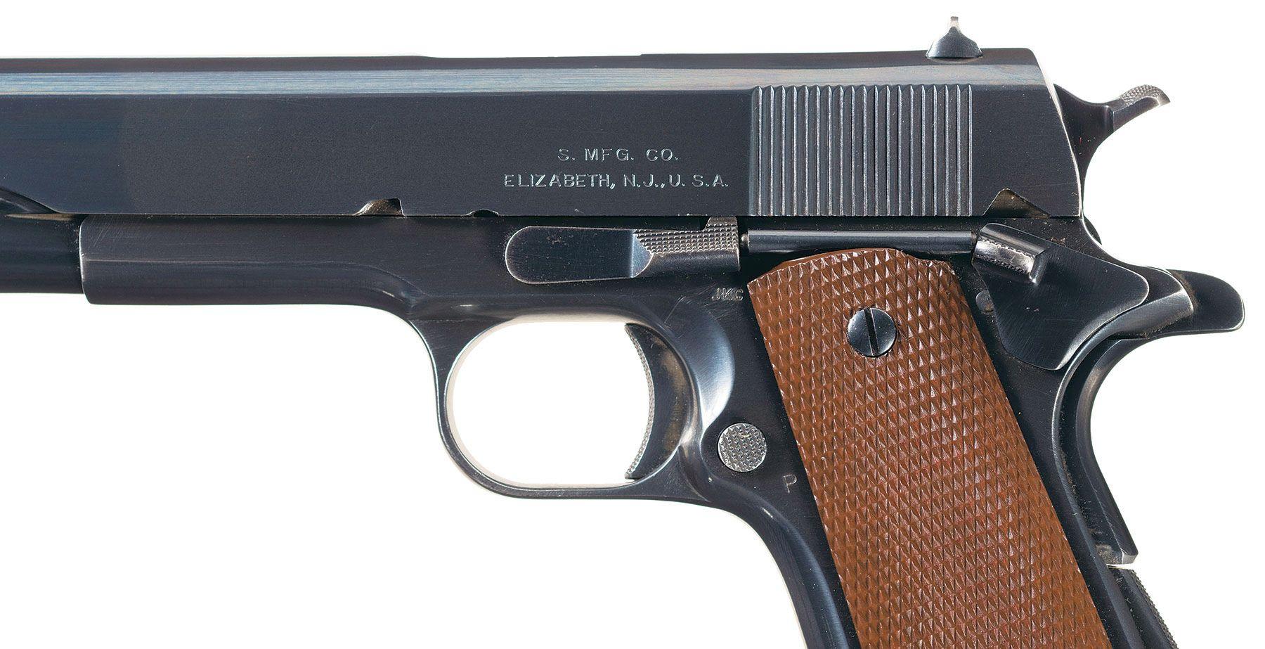 Singer Model 1911A1 Pistol - Revivaler