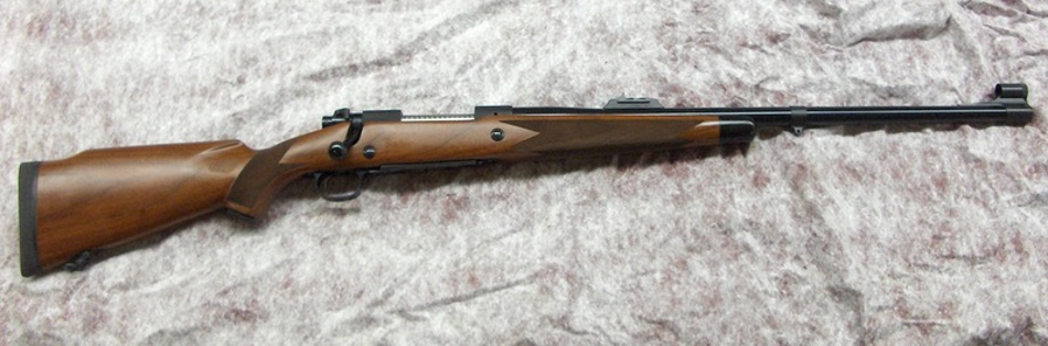 post-64 Winchester Model 70 .416 Taylor big-game rifle