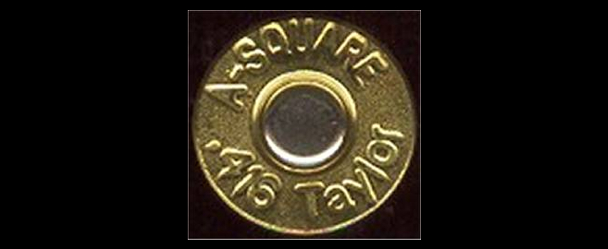 416 Taylor A-Square headstamp