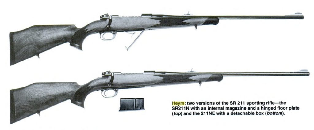 Heym SR211