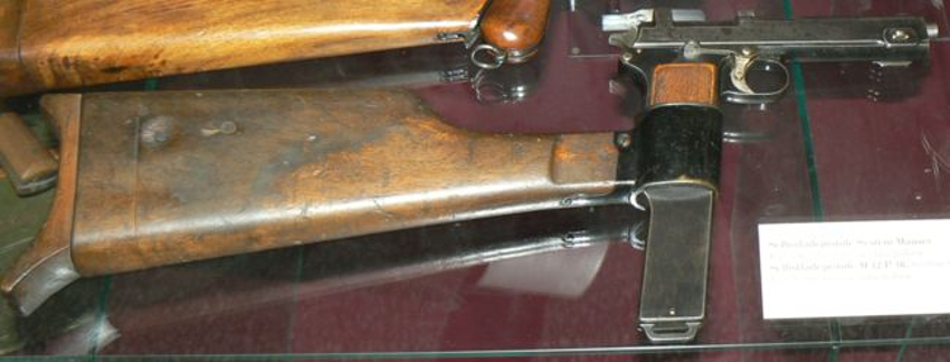Steyr Repetierpistole M1912/P16
