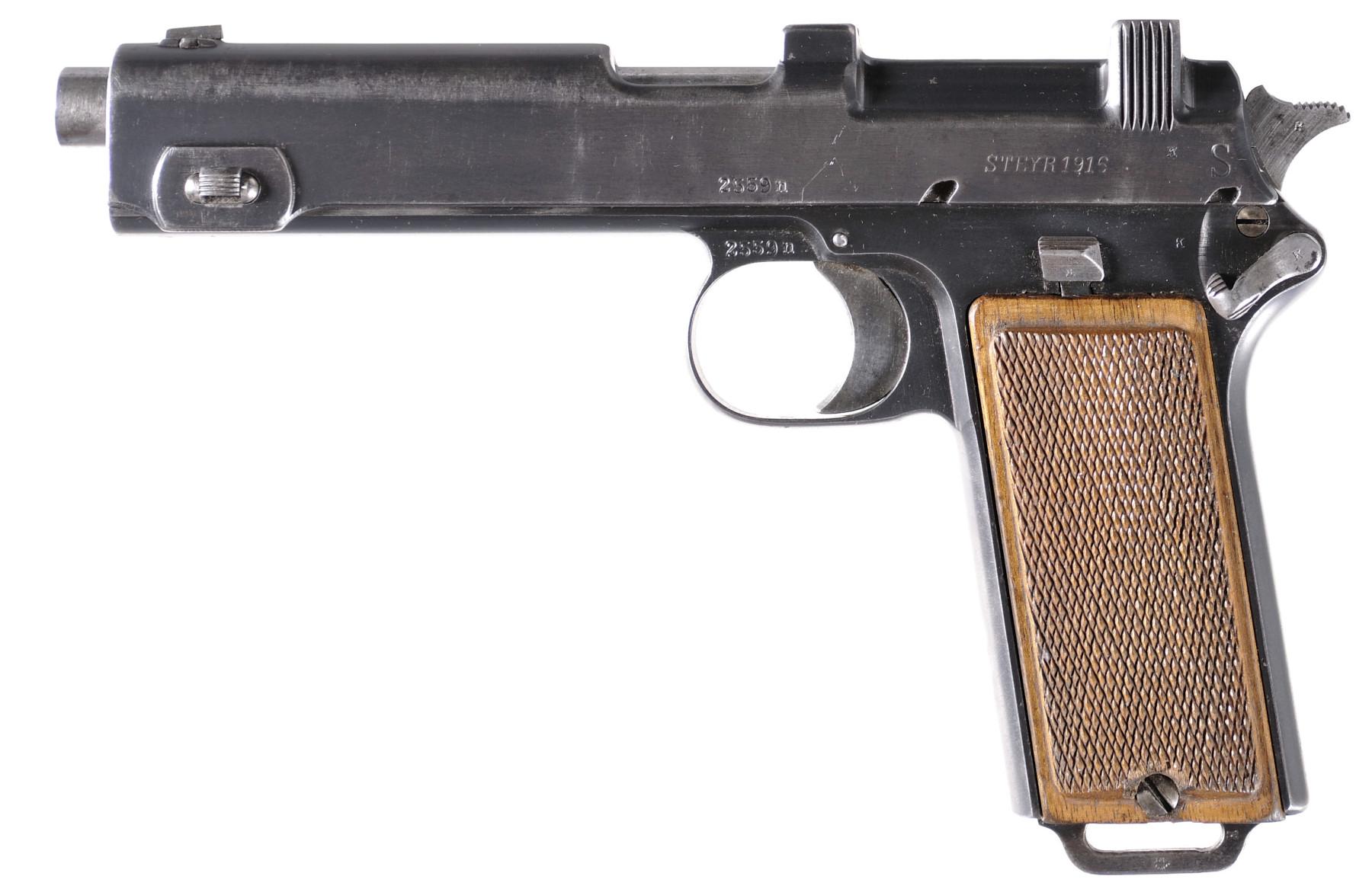 Steyr Model 1912