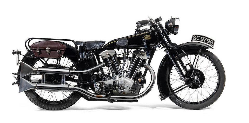 Brough Superior 981cc SS100