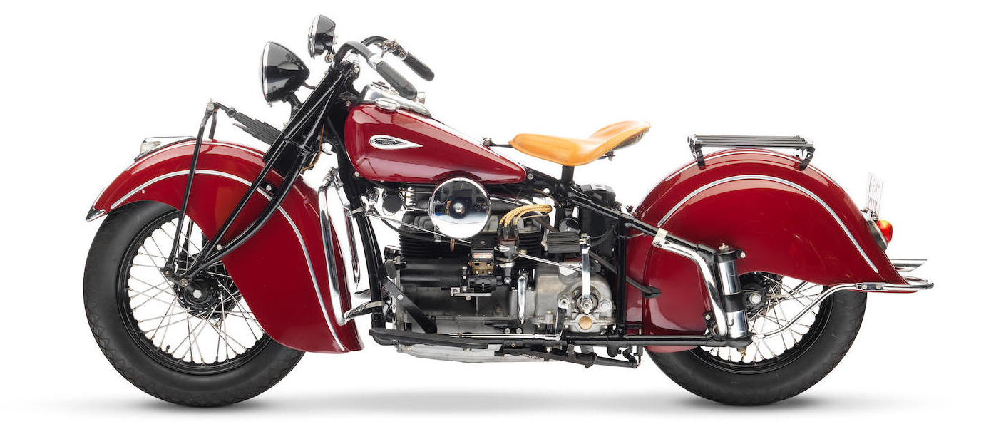 1940 Indian Four Model 440