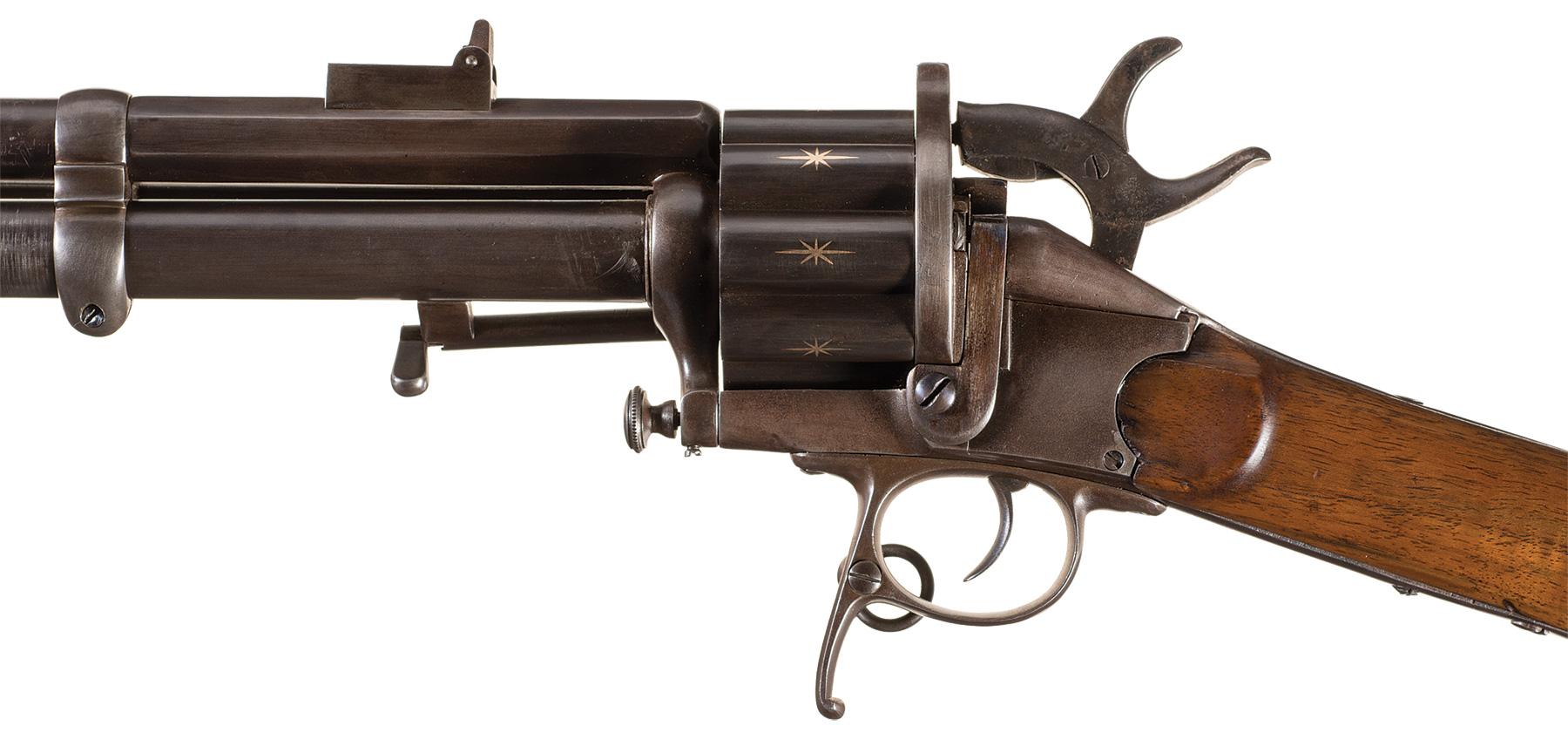 Le Mat centerfire carbine