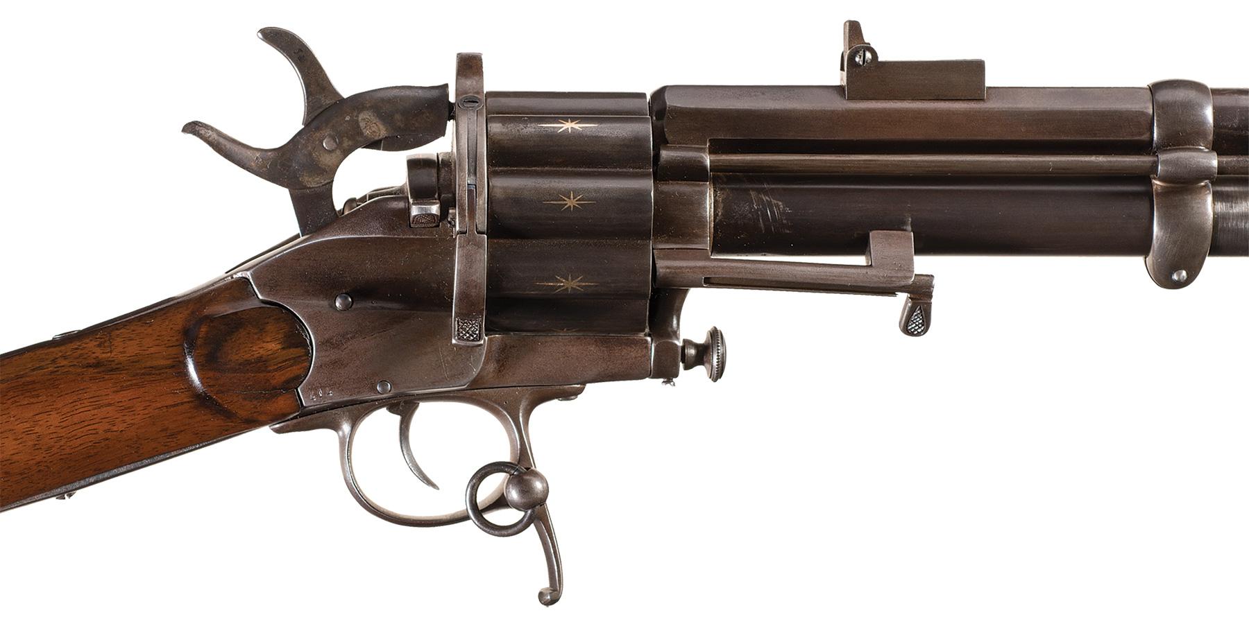 LeMat Centerfire Carbine