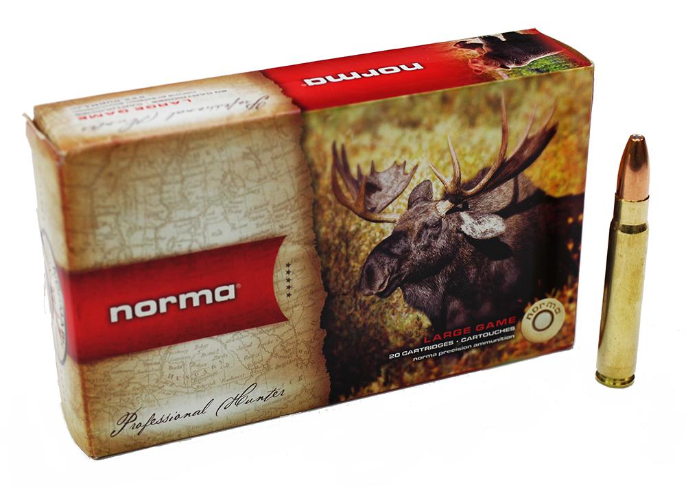 Norma 9.3x62 ammunition