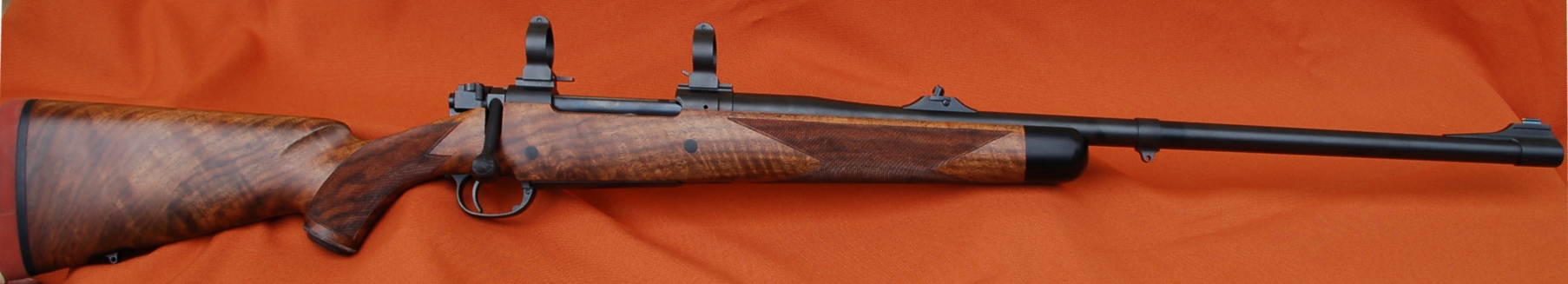 M1917 Enfield sporting rifle Ed LaPour