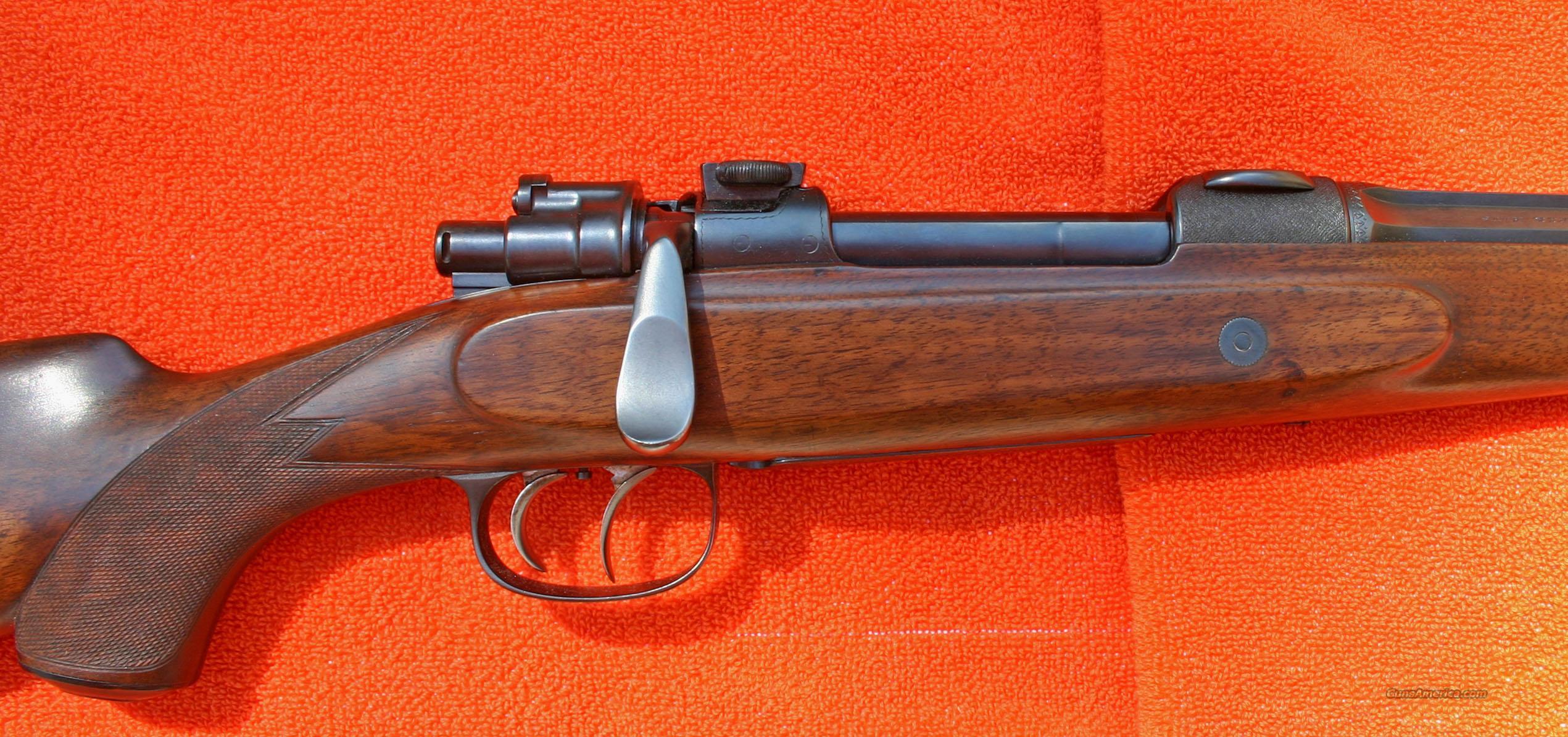 Krieghoff Mauser 98 9.3x62