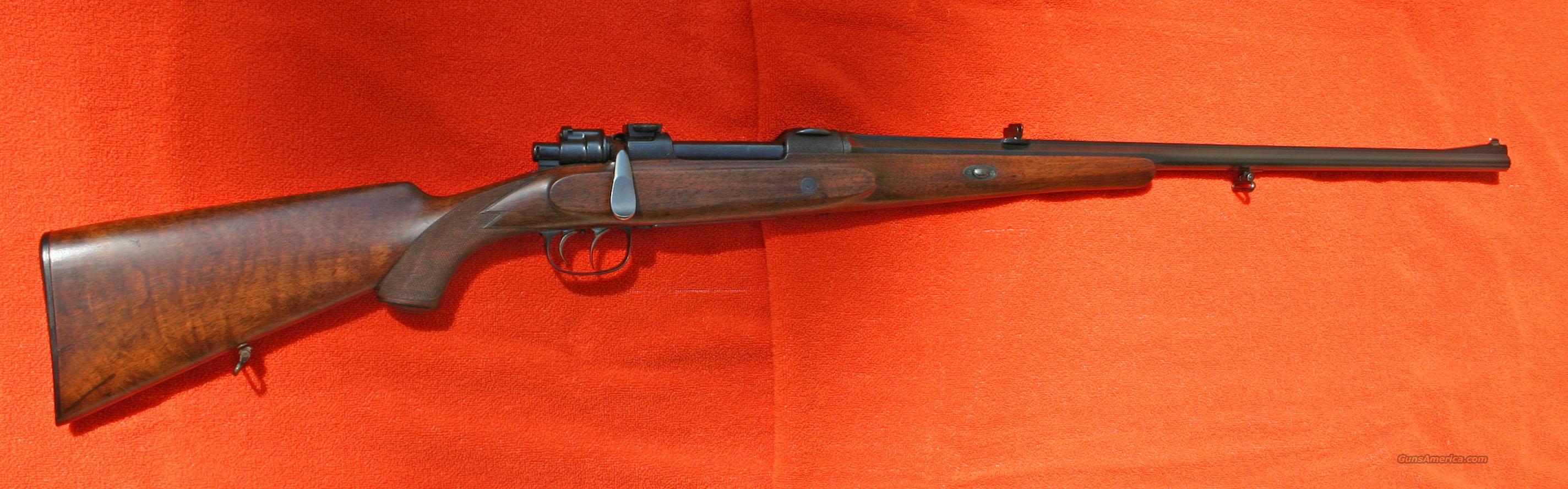 Krieghoff 9.3x62 Mauser
