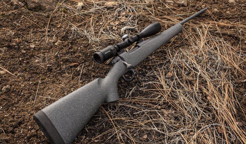Nosler M48 Custom rifle