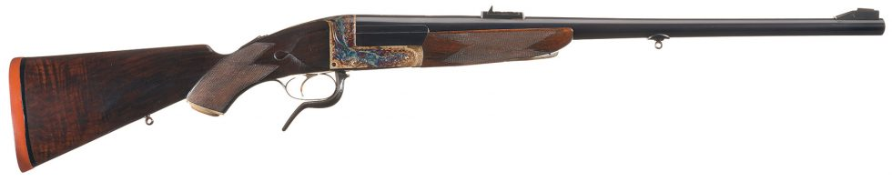 W.J. Jeffery 600 Nitro Express Rifle