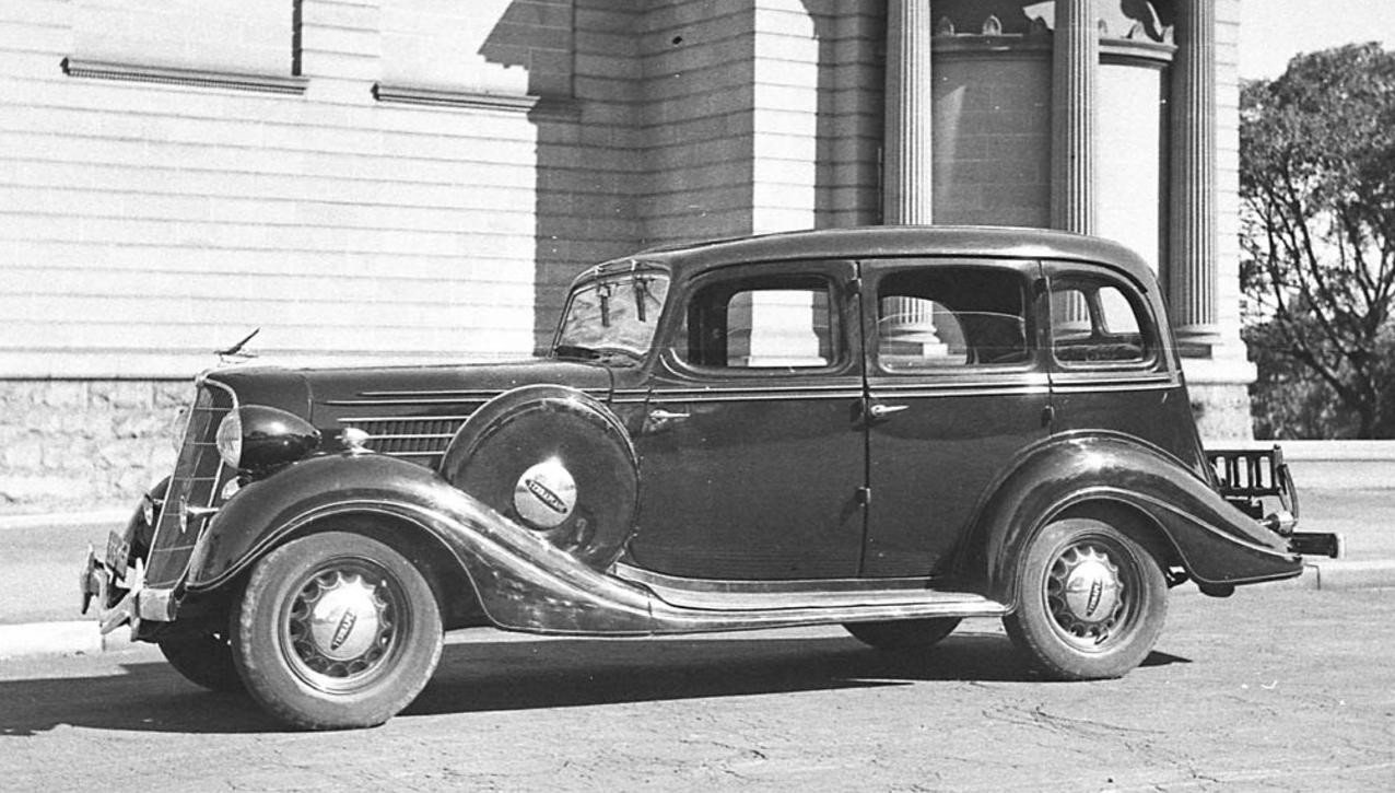 1934 Terraplane