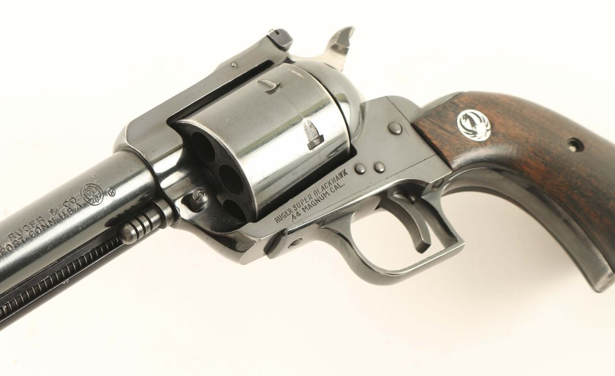 "Ruger ""old model"" Super Blackhawk 44 Remington Magnum"