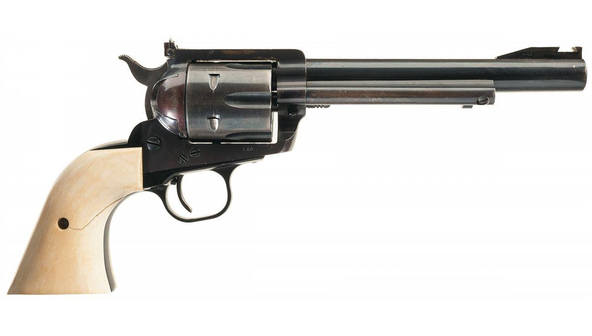 Ruger Blackhawk 1956 44 Remington Magnum