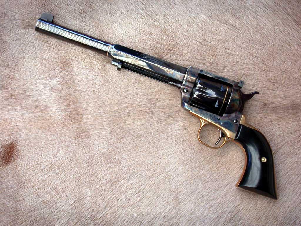 Ruger flattop Super Blackhawk Shootist Milton Morrison