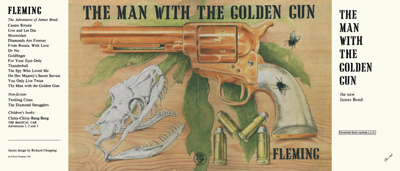 """The Man with the Golden Gun"""
