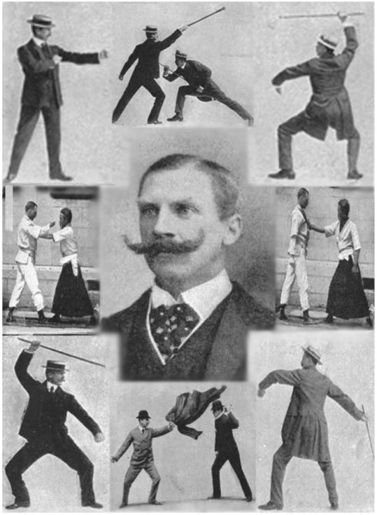 Bartitsu Edward William Barton-Wright