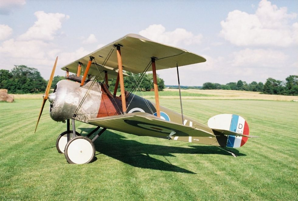 Sopwith Camel Airdrome Airplanes