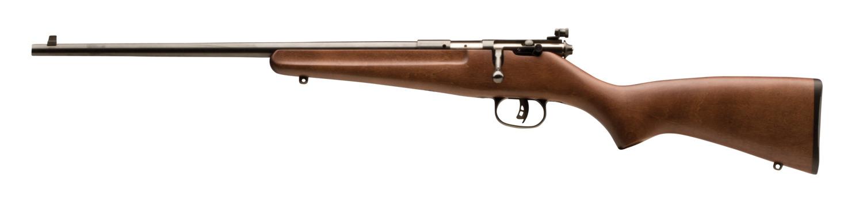Savage Rascal left hand junior training rifle
