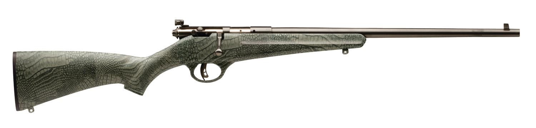 "Savage Rascal ""Gator Camo"" junior training rifle"