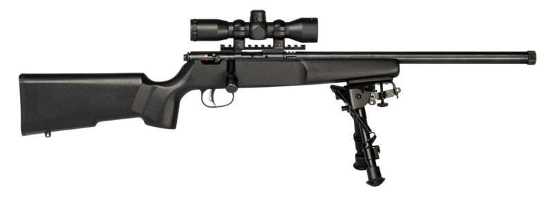 Savage Rascal Target junior training rifle