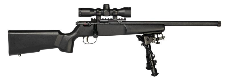 Savage Rascal Target junior training rifle