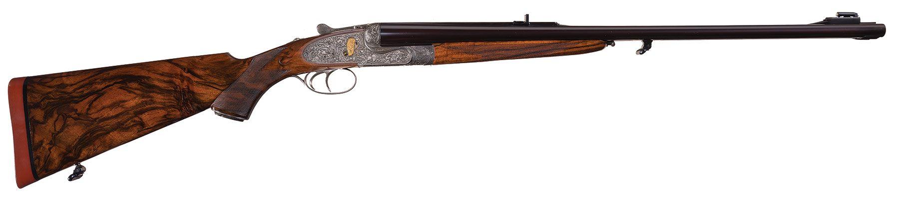 Holland & Holland 500/465 Nitro Express Double Rifle