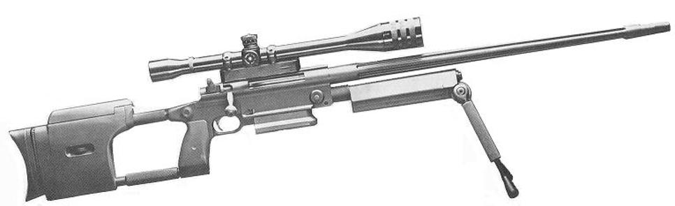 Jerry Haskins RAI 300 rifle