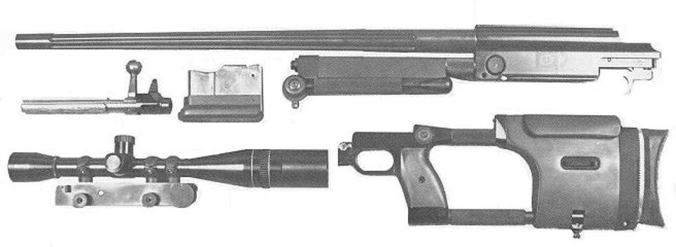 Haskins Rifle RAI 300