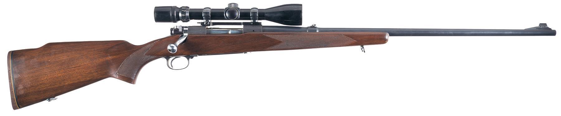 Pre-64 Winchester Model 70 rifle 264 Winchester Magnum