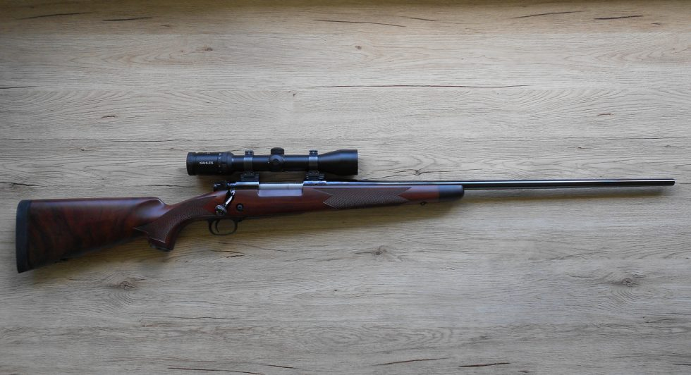 Winchester Model 70 Super Grade current production rifle