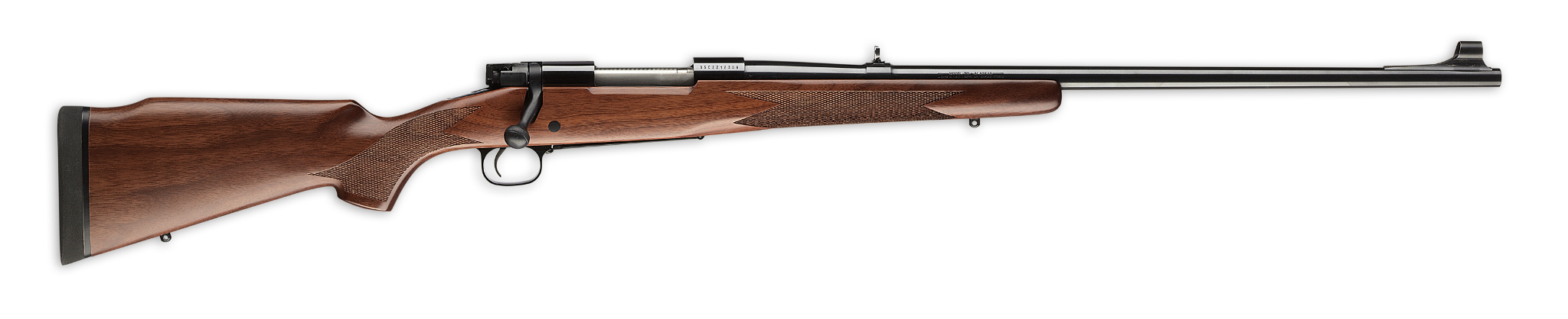 Winchester Model 70 Alaskan rifle